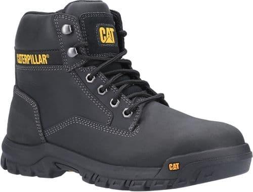 Caterpillar Median S3 Boots Safety Black
